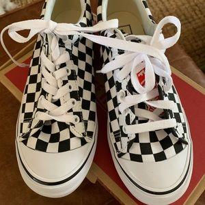 New Vans platform sneakers 9